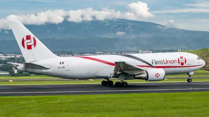 XA-LRC - Aero Union Boeing 767-200F
