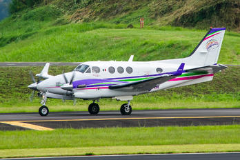 XA-ANA - Private Beechcraft C90GTi King Air