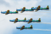 """FAB5719 - Brazil - Air Force """"Esquadrilha da Fumaça"""" Embraer EMB-314 Super Tucano A-29A aircraft"""