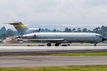 FAC1204 - Colombia - Air Force Boeing 727-200F (Adv)