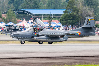FAC2187 - Colombia - Air Force Cessna A-37B Dragonfly