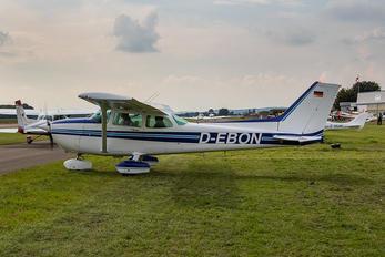 D-EBON - Private Cessna 172 Skyhawk (all models except RG)
