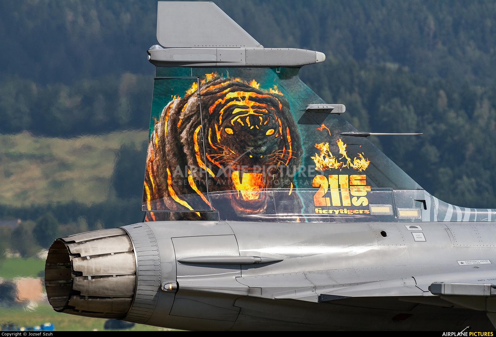 Czech - Air Force 9236 aircraft at Zeltweg