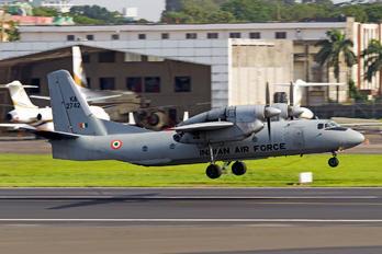 KA2742 - India - Air Force Antonov An-32 (all models)