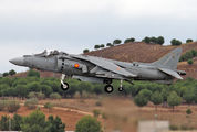 VA.1B-37 - Spain - Navy McDonnell Douglas EAV-8B Harrier II aircraft