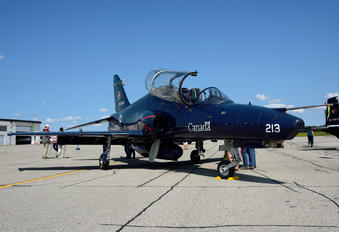 155213 - Canada - Air Force British Aerospace CT-155 Hawk