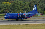 UR-CZZ - Ukraine Air Alliance Antonov An-12 (all models) aircraft