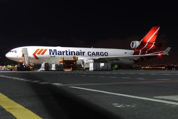 PH-MCU - Martinair Cargo McDonnell Douglas MD-11F