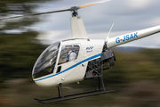 G-JSAK - Thurston Helicopters Robinson R22 aircraft