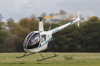 G-JSAK - Thurston Helicopters Robinson R22