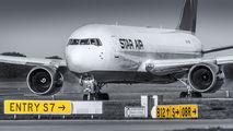 OY-SRI - Star Air Freight Boeing 767-200F aircraft