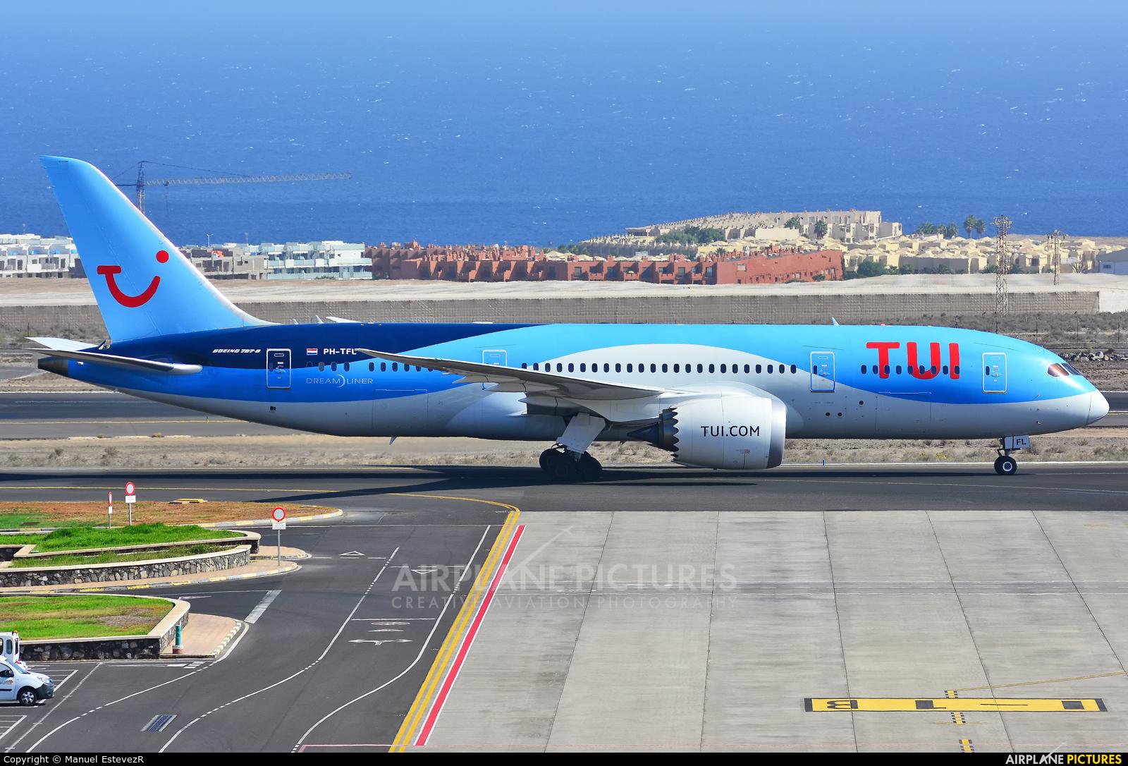 TUI Airlines Netherlands PH-TFL aircraft at Tenerife Sur - Reina Sofia