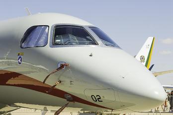 FAB3602 - Brazil - Air Force Embraer EMB-550 Legacy 500