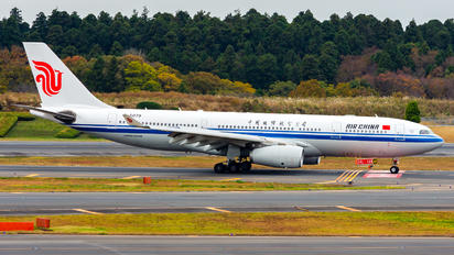 B-6079 - Air China Airbus A330-200