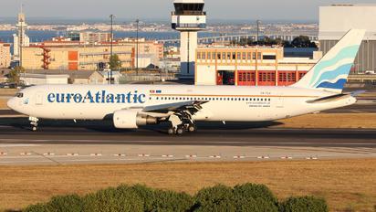 CS-TLO - Euro Atlantic Airways Boeing 767-300ER