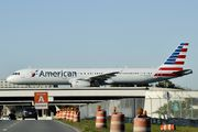N539UW - American Airlines Airbus A321 aircraft