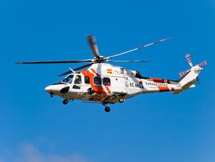 EC-MNA - Salvamento Marítimo Agusta Westland AW139