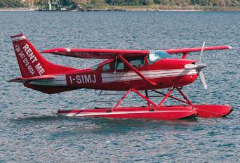 I-SIMJ - Private Cessna 206 Stationair (all models)