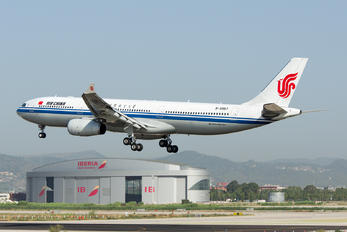 B-5957 - Air China Airbus A330-300