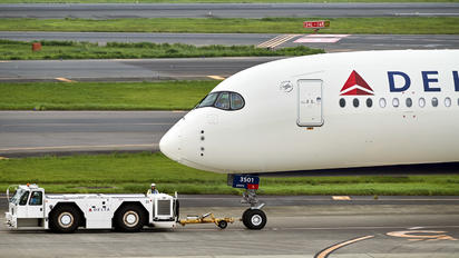 N501DN - Delta Air Lines Airbus A350-900