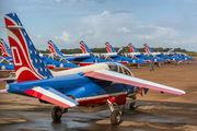 "F-TEMO - France - Air Force ""Patrouille de France"" Dassault - Dornier Alpha Jet E aircraft"