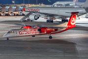 D-ABQS - Air Berlin de Havilland Canada DHC-8-400Q / Bombardier Q400 aircraft