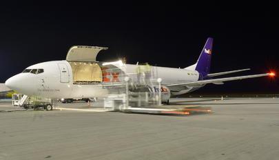 OO-TNN - FedEx Federal Express Boeing 737-400F