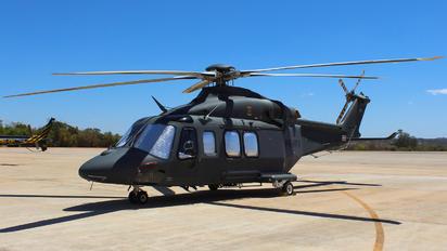 PR-HFV - Brazil - Federal Police Agusta Westland AW139
