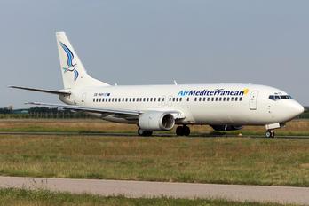 SX-MAH - Private Boeing 737-400