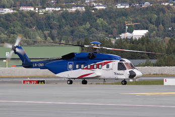 LN-ONR - Bristow Helicopters Sikorsky S-92A
