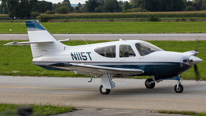 N115T - Private Rockwell Commander 114