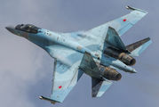 RF-95475 - Russia - Air Force Sukhoi Su-35S aircraft