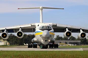 UR-76413 - Ukraine - Air Force Ilyushin Il-76 (all models)