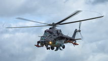 3366 - Czech - Air Force Mil Mi-35 aircraft