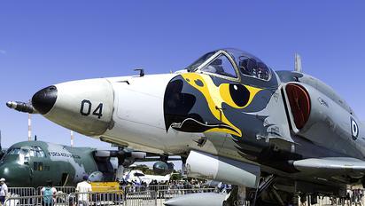 N-1004 - Brazil - Navy McDonnell Douglas A-4 Skyhawk