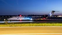 ES-ACG - Nordica Canadair CL-600 CRJ-900 aircraft