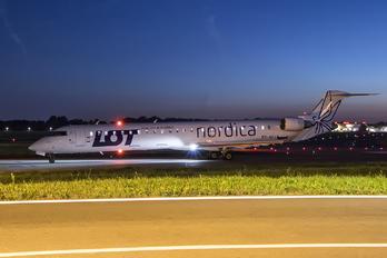 ES-ACJ - LOT - Polish Airlines Bombardier CRJ 900ER