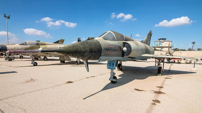 159 - Israel - Defence Force Dassault Mirage III C series
