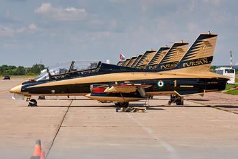 "1 - United Arab Emirates - Air Force ""Al Fursan"" Aermacchi MB-339NAT"