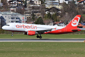 D-ABNF - Air Berlin Airbus A320