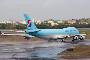 HL7400 - Korean Air Cargo Boeing 747-400F, ERF