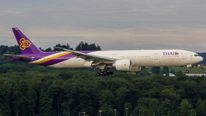 HS-TKY - Thai Airways Boeing 777-300ER
