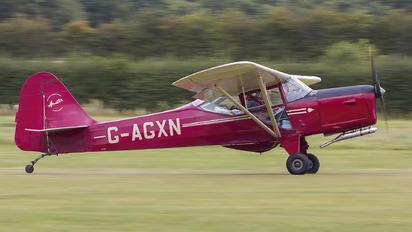G-AGXN - Private Auster J1N Alpha