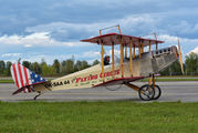 OK-SAA 44 - Private Curtiss JN-4 Jenny (replica) aircraft
