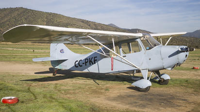 CC-PKF - Private Aeronca Aircraft Corp 7 Champion