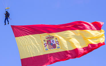 - - Spain - Air Force Parachute Military
