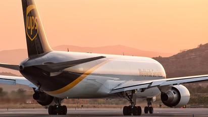 N308UP - UPS - United Parcel Service Boeing 767-300F