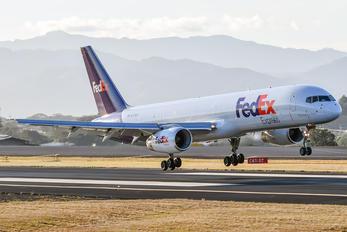 N797FD - FedEx Federal Express Boeing 757-200F