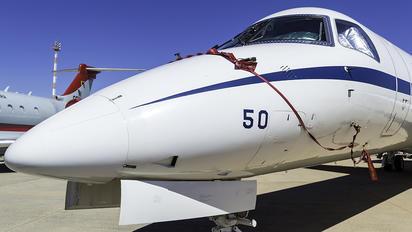 FAB2550 - Brazil - Air Force Embraer EMB-135 VC-99