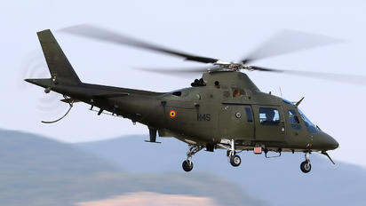 H45 - Belgium - Air Force Agusta / Agusta-Bell A 109BA
